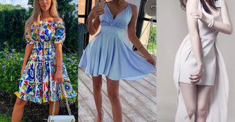 Женственно, модно, комфортно. Платья на период летнего зноя посоветовали стилисты