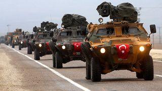 Фото: Турция разорвала соглашение с Россией и вновь начала войну в Сирии, tsargrad.tv