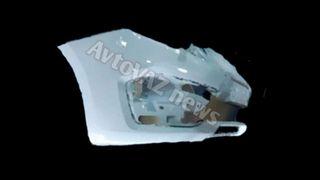 Передняя часть авто. Фото: AvtoVAZ News