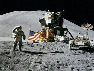 «NASA» отмечает 45-летие полета на Луну