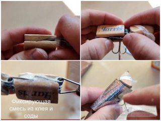 Процесс сборки. Источник изображения: YouTube-канал КАРПОКАРАСЬ