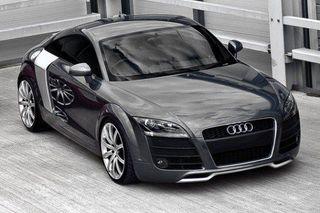 На рынке России больше не будет представлена модель Audi TT