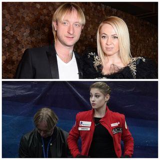 Рудковская несчитает Плющенко виновным вуходе Косторной, фото: sport-express.ru
