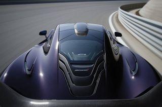 Honda и McLaren разрабатывают гибридную установку для McLaren P15