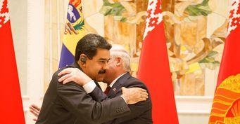 Белоруссия может повторить трагичную историю Венесуэлы
