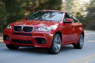 Новое поколение BMW X6 появится в продаже к Новому Году