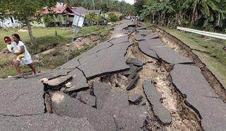 В Перу произошло землетрясение магнитудой 7,0