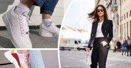 Ножки не устанут: ТОП-4 осенних кроссовок для активных дам