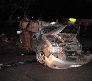 В результате ДТП в Кемерове три человека погибли и пятеро пострадали