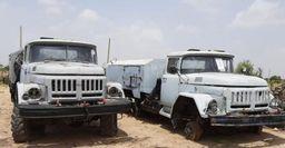 Два «мамонта-задиры» времён СССР: В Индии на аукцион выставили старые ЗИЛ-131 6х6