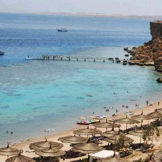 Пляж Сафаги. Фото: Instagram