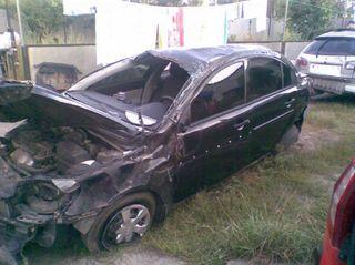 В Ростове произошло ДТП,  два человека попали в аварию