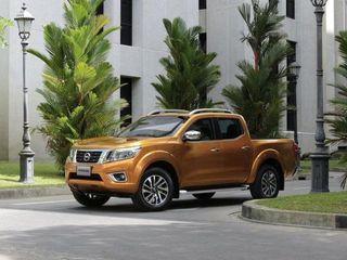 Компания «Renault» выпустит свой пикап на базе «Nissan Navara»