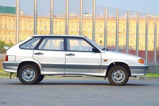 ВАЗ-2114. Фото: «АвтоВАЗ»