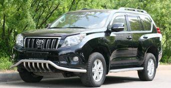 «Ипод строгий костюм, ипод спортивки»: Зачто автомобилисты любят Toyota LCPrado 150