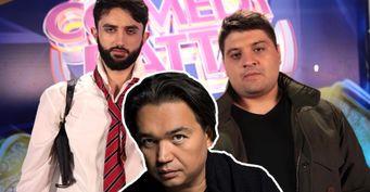 Слизали бизнес продюсера «ТНТ»: Комики Рустам иМасаев из«ЧБД?» забрали себе проекты сканала