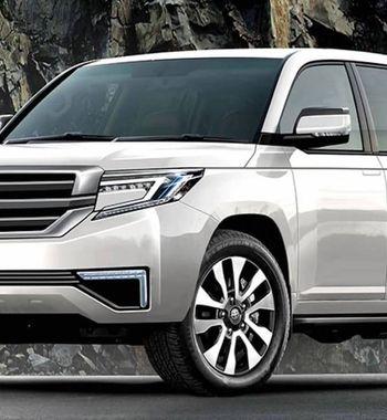 Toyota Land Cruiser 300 может получить флагманские версии Rugged XиRogue