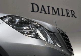 Daimler планирует выпускать Mercedes на мощностях ЗИЛа