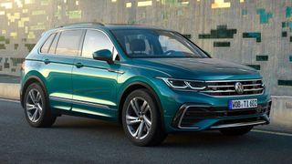 Фото: Volkswagen Tiguan 2021, источник: Volkswagen