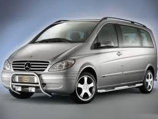 «Mercedes-Benz» презентовал новое поколение модели «Vito»