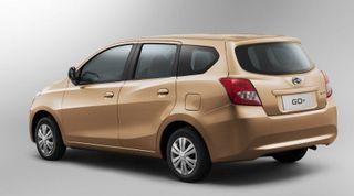 Стартуют продажи обновленного Datsun Go