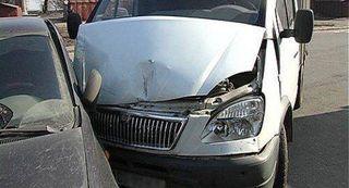 Три автомобиля столкнулись в Курской области