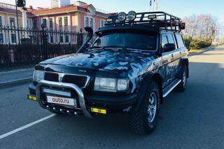 Волга-гряземес. Фото: Auto.ru