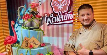 Скандальное шоу Агзамова дошло доабсурда: Торты название «Кондитер страны» выбирали заразмер, аневкус