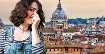 Вандализм и грязь: В Риме без туристов стали заметнее главные минусы