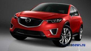 Mazda делает прорыв вместе с CX-5