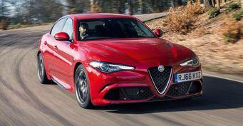 Итальянцы выпустили новинку: Обзор Alfa Romeo Giulia Quadrifoglio 2017