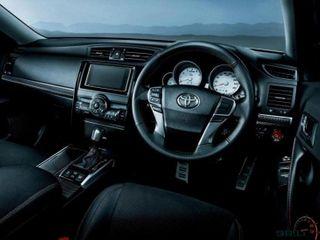 Обзор Toyota mark x 2013