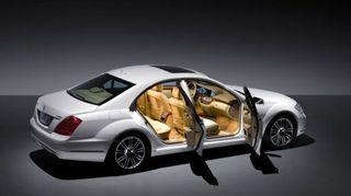 Количество продаж «Mercedes-Benz» в марте стало рекордным