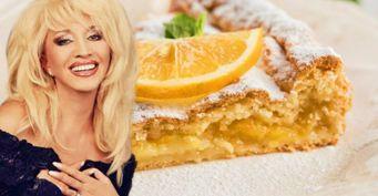 «Тёртый пирог» сяблоками илимоном от Ирины Аллегровой
