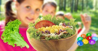 О том, почему ребёнку необходимо есть овощи, рассказал врач