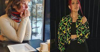 Воскресшая слава Карины Кокс недаёт Медведевой покоя: Забытая экс-юмористка подружилась с«Волком» из«Маски», напоминая о себе