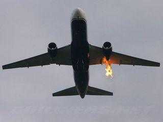 Тренер Лукич: мы очень испугались, когда начал гореть двигатель самолета