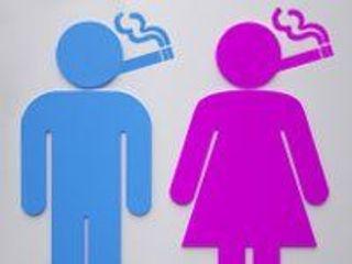 У мужчин и женщин тяга к курению объясняется разными причинами
