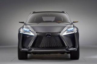 Lexus начал производство нового кроссовера NX