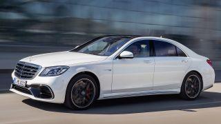 Mercedes-AMG S560. Фото: Mercedes-Benz