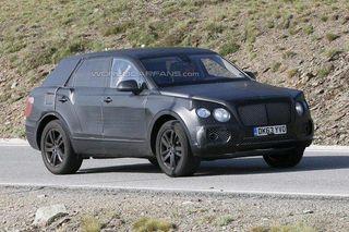 Новый SUV от Bentley будет стоить 210 тысяч долларов