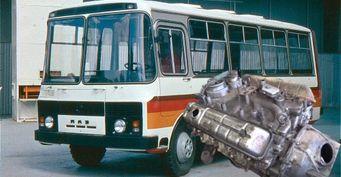 1млн километровбез «капиталки»: Состояние двигателя с«ПАЗика» восхитило автолюбителей