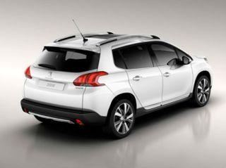 Цены на новый кроссовер Peugeot 2008