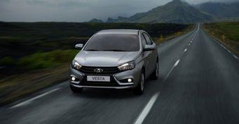 Продажи автомобилей LADA Vesta начались в Венгрии