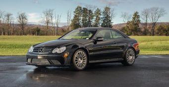 Четыре экстремальных Mercedes-Benz продадут на аукционе одним набором
