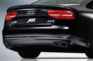 ABT Sportsline доработало двигатель у Audi S8