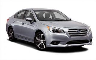 Компания Subaru озвучила цену нового седана Legacy 2015