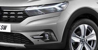 «Уничтожит» LADA Vesta SWCross: Внедорожный универсал Renault Logan 2021 показан на рендерах