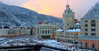 Зимний отдых в Сочи: куда сходить и что посмотреть