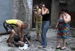СРОЧНО: Армия обстреливает центр Донецка, есть погибшие